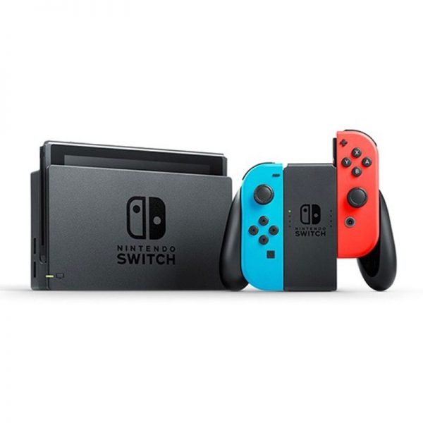 Nintendo Switch Neon 01