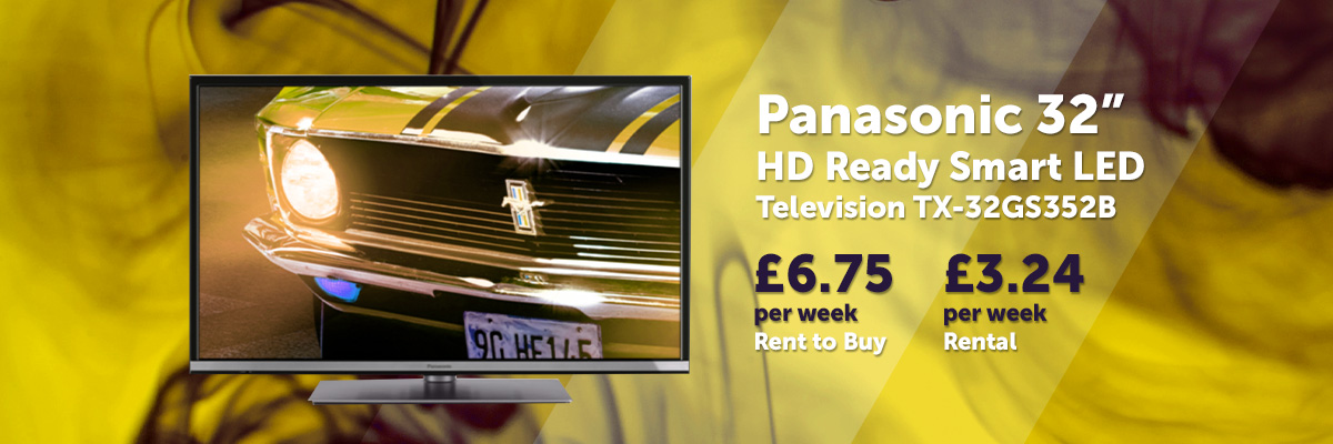 Panasonic Tx32gs352b Slider