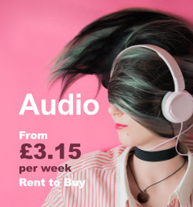 Audio Rent To Buy