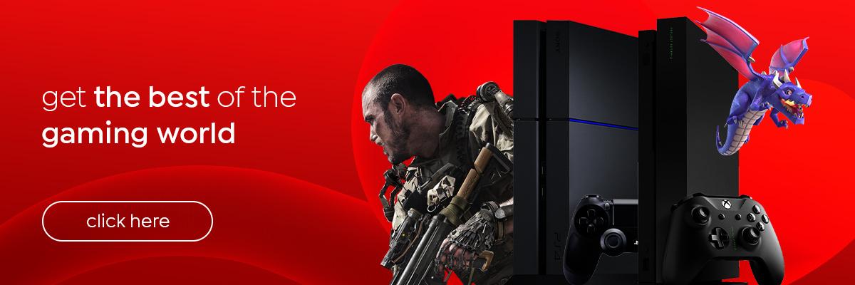 Homepage Gaming