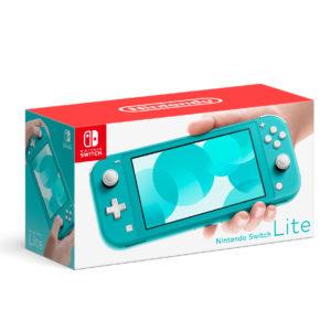 1 Switch Light Turquoise Box