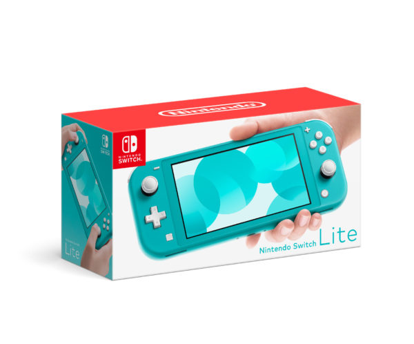 1 Switch Light Turquoise Box