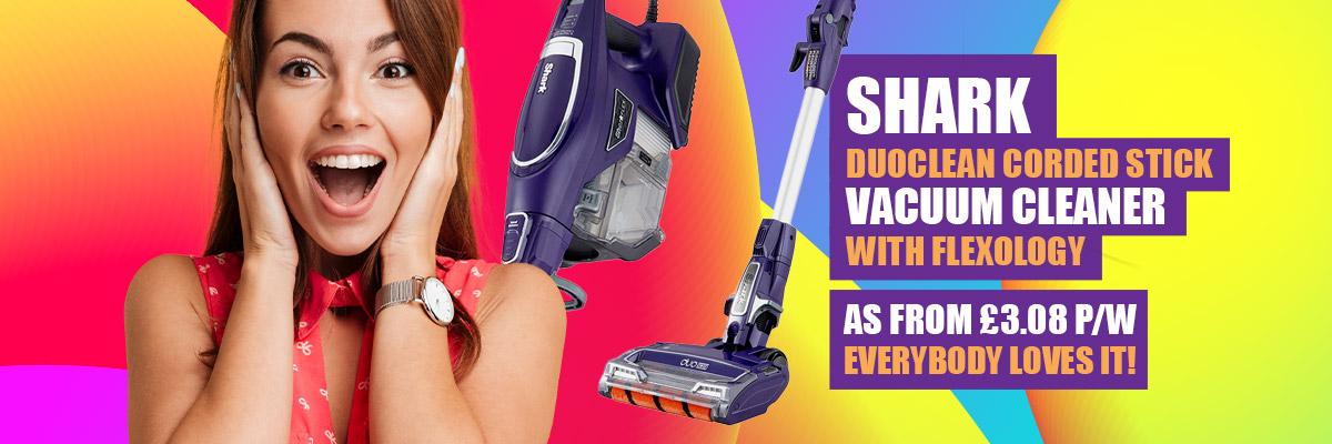 Shark Vacuum Cleaner HV390UK