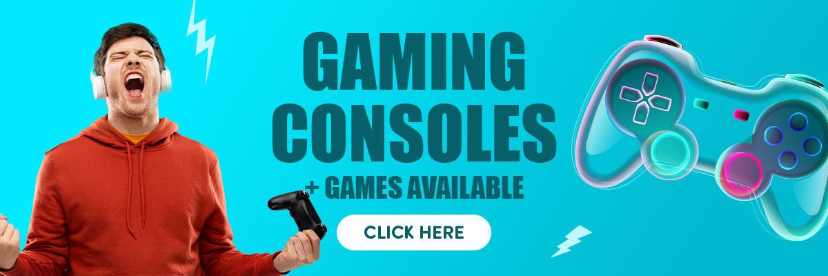 Gaming Desktop Slider